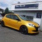 「ルノー ルーテシアⅢ RS HighSparkイグニッションコイル for Renault [F4R/K4M/K4J] 取付 / VWアップ GTi HighSparkイグニッションコイル for VW交換です。」