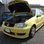 「VWポロ RECS施行、プジョー306Style レックス&ATF交換。」